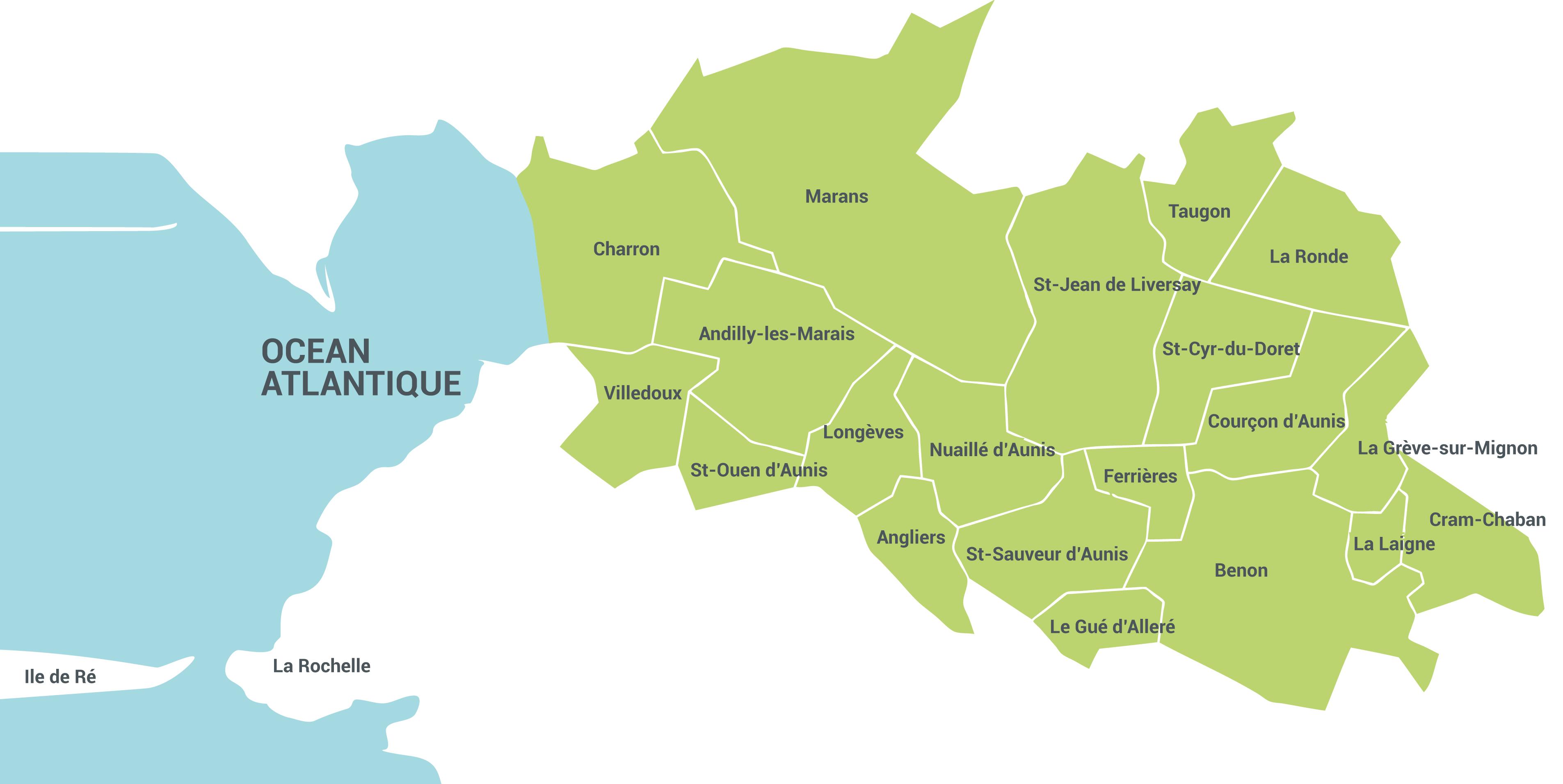 Siège Social, Office De Tourisme Aunis Marais Poitevin Benon