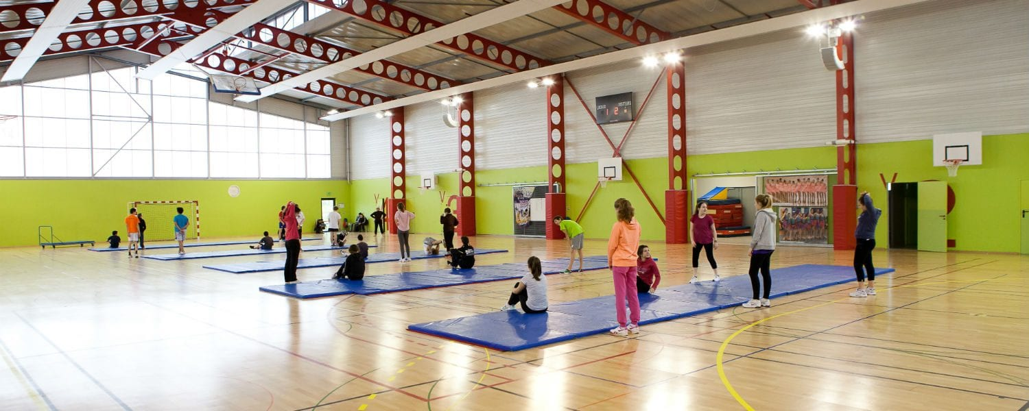 Occupation des gymnases