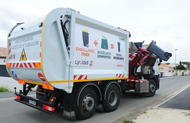 Ramassage des ordures ménagères