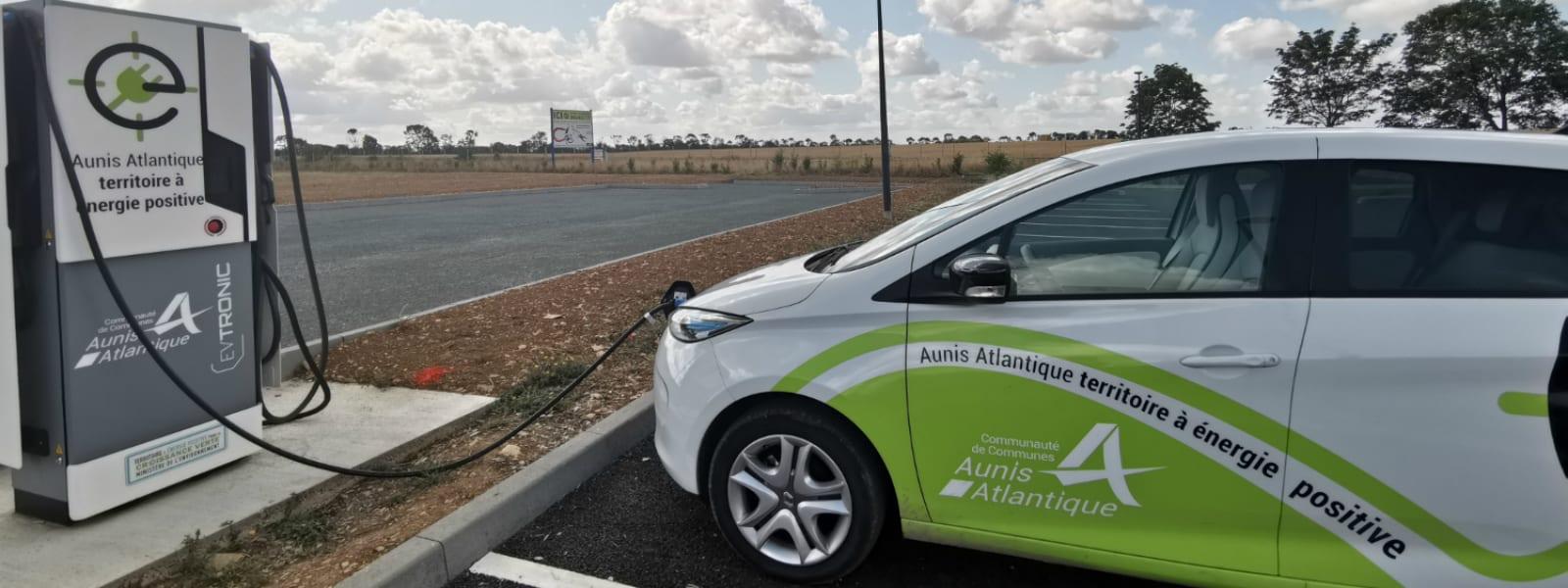 Bornes de recharge voitures électriques 1