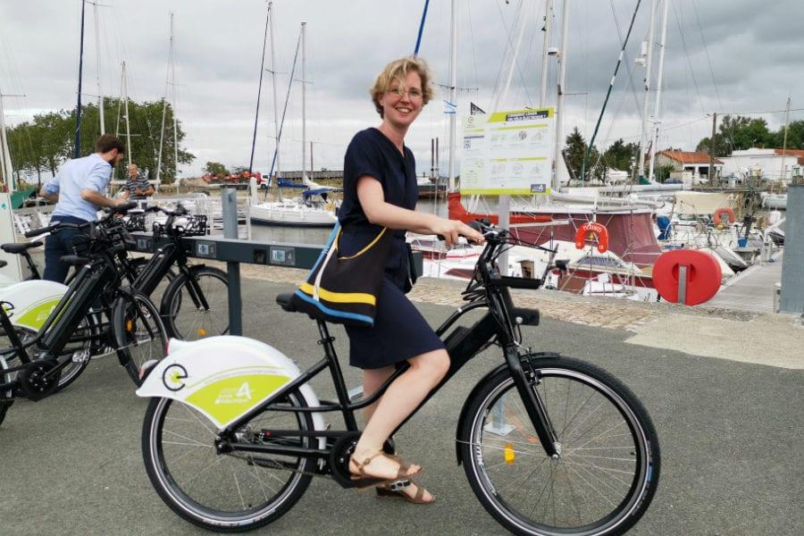 Location de vélos électriques 3