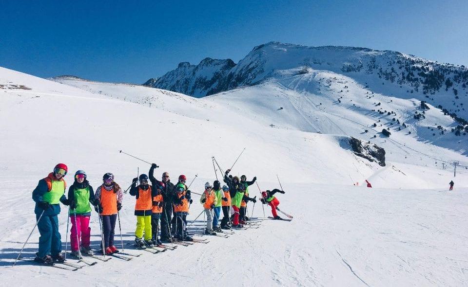 Séjour ski !