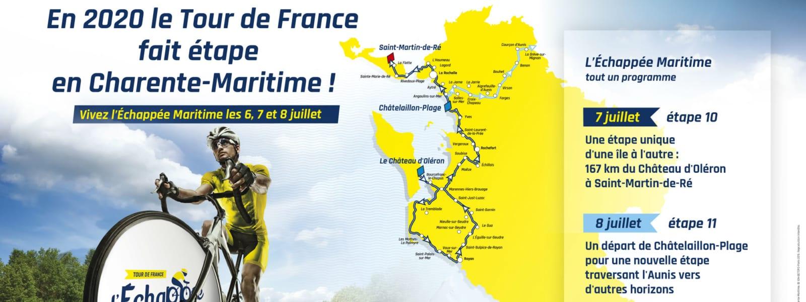 Aunis Atlantique se met au jaune !