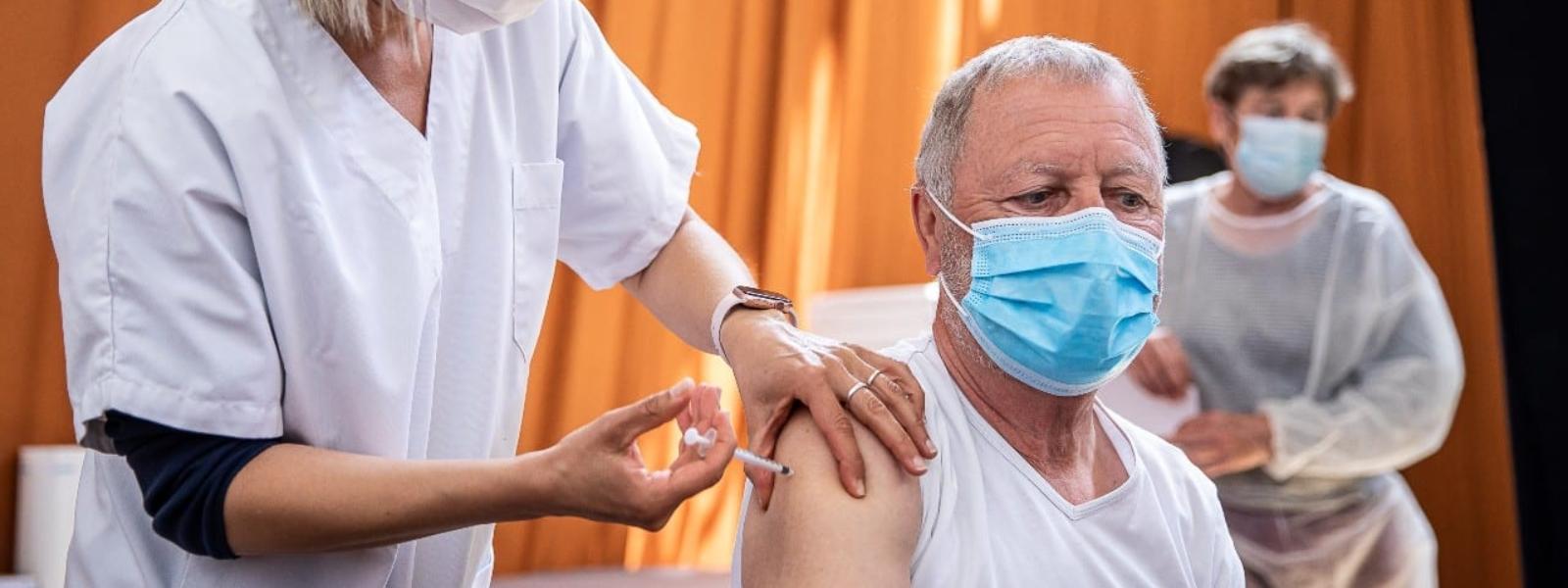 Centre de vaccination COVID-19 1
