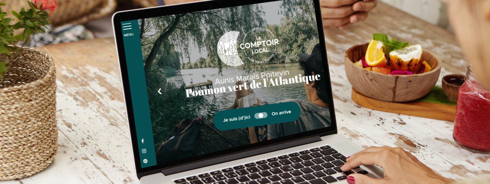 Le Comptoir local, destination Aunis Marais poitevin